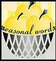 Seasonal words with Layne Estell