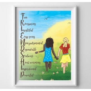 Friendship Frame